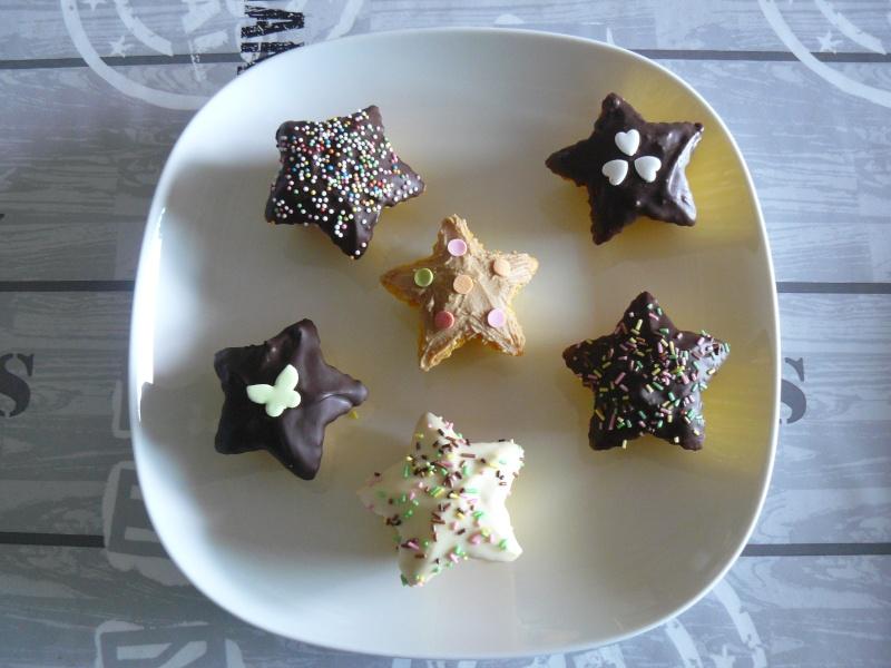 Cupcakes : recettes et décors simples - Page 19 P1140017