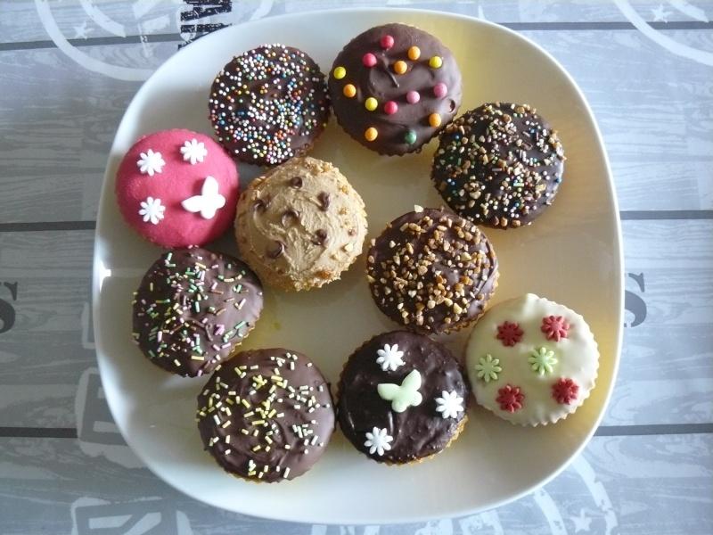 Cupcakes : recettes et décors simples - Page 19 P1140018