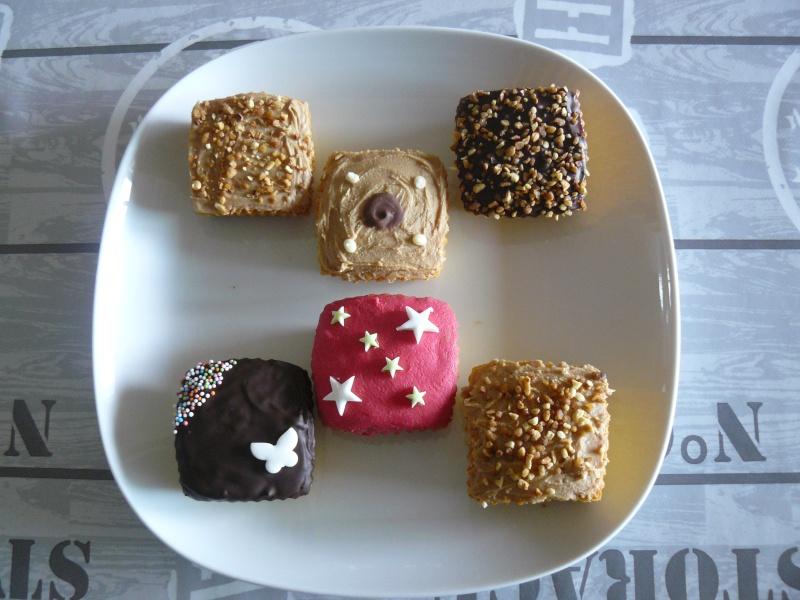 Cupcakes : recettes et décors simples - Page 19 P1140019