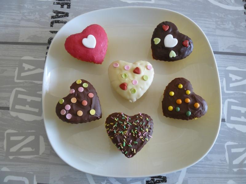 Cupcakes : recettes et décors simples - Page 19 P1140020