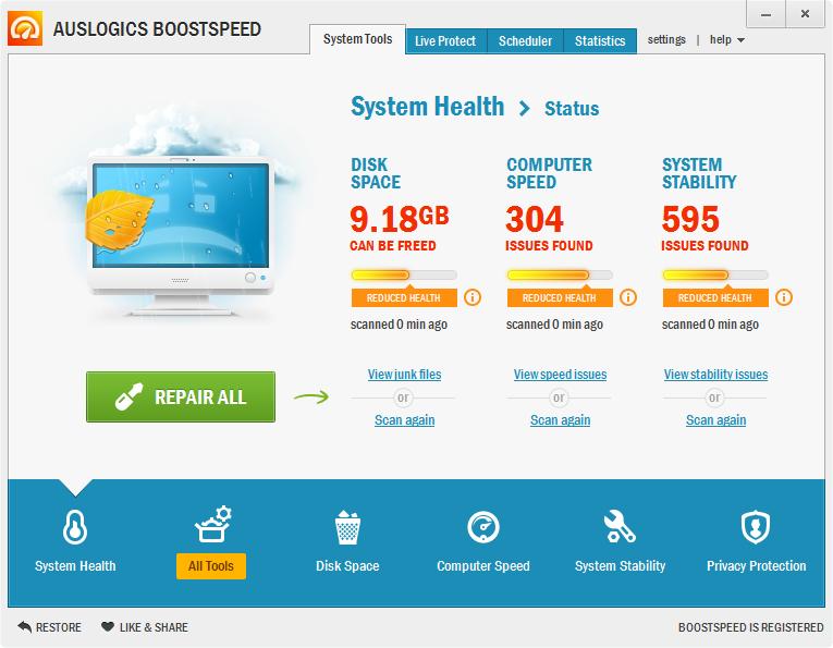 Auslogics BootSpeed 6.1.0.0 Full 110