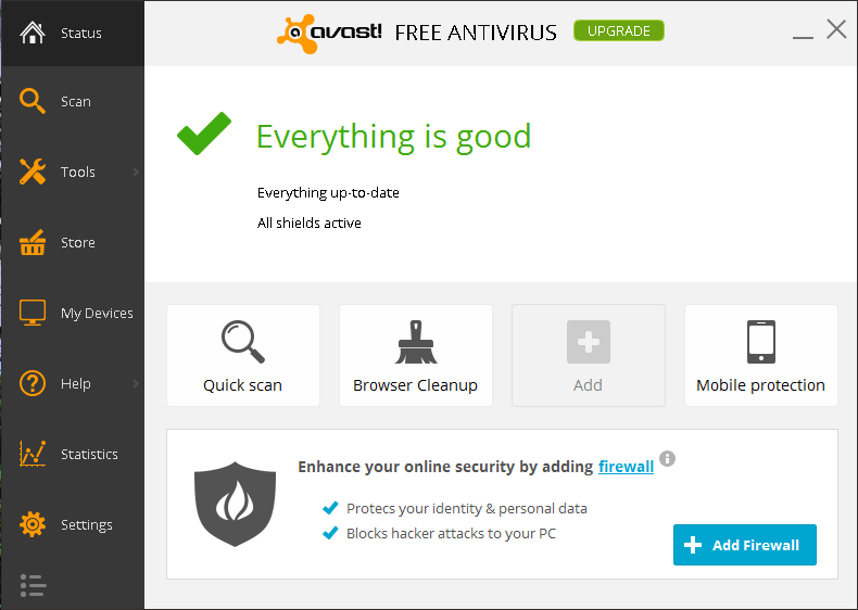 Avast! Free Antivirus 2014 2014.9.0.2011 until 2095 Reg210