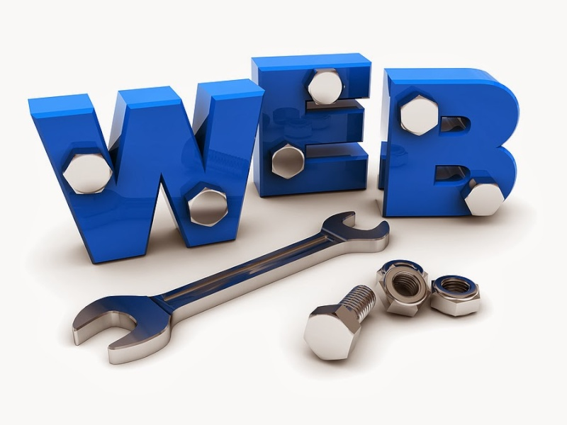 Basic requirements for website development in PHP Web-de10