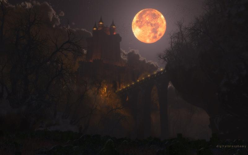 [Monde Démoniaque] Retour à Séraphina Castle10