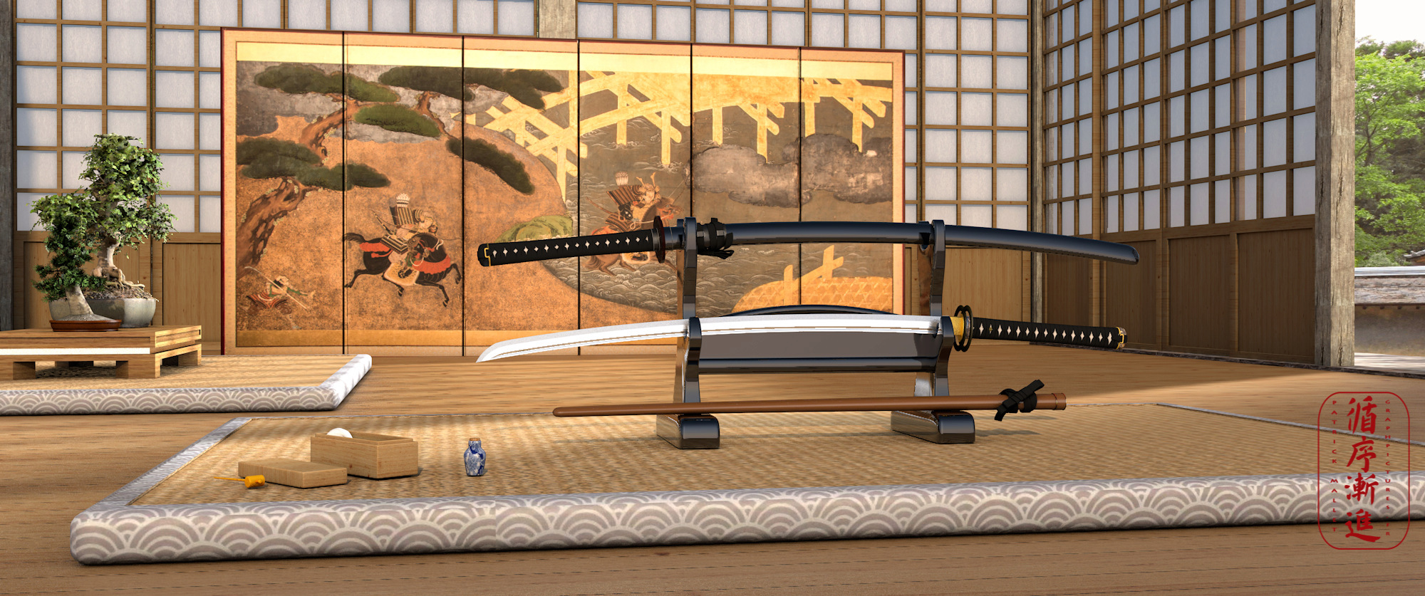ma vision du  japon - Page 2 Bonsai12