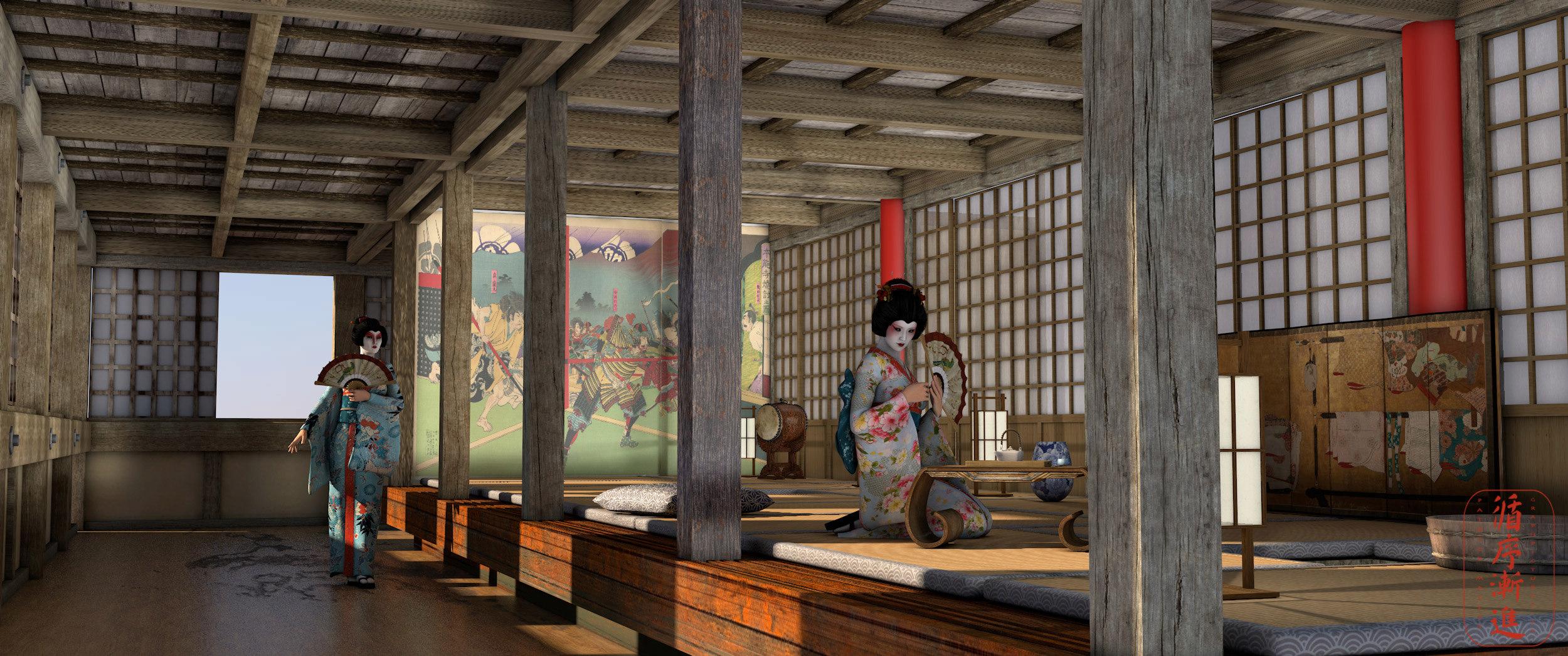 ma vision du  japon - Page 2 Porte_11