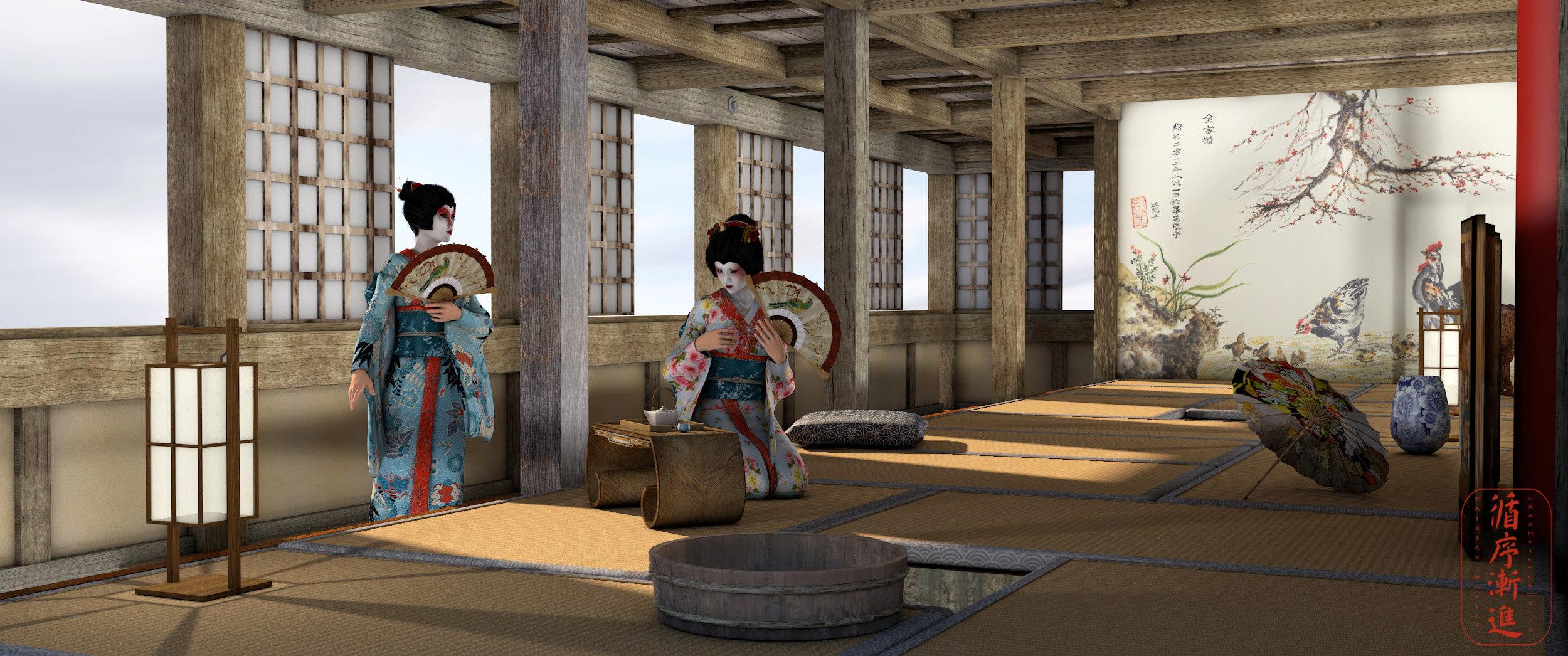 ma vision du  japon - Page 2 Porte_12