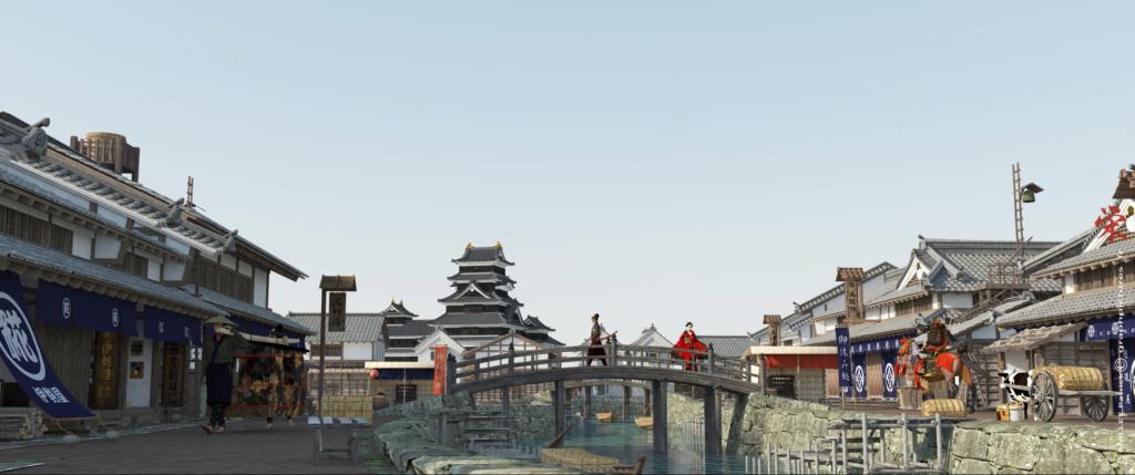 ma vision du  japon Villag11