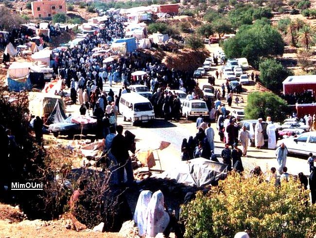 Sidi Abdeljabar  une Zaouia mais aussi un Joyau de la nature Tafrao11