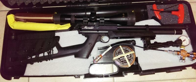 Benjamin Marauder Pistol Bmpist11