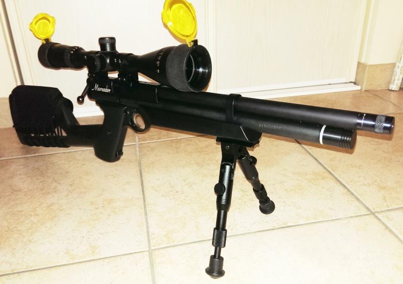 Customisation Benjamin Marauder Pistol Bmpist13