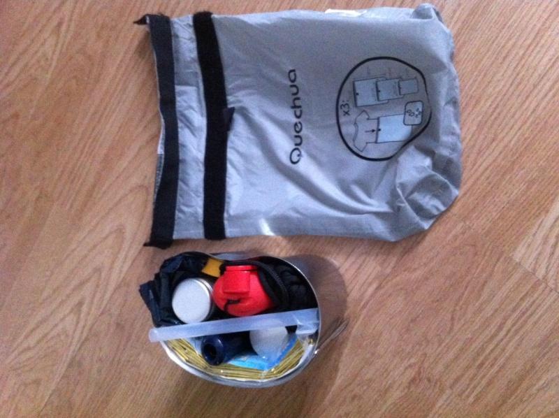 kit de survie multi-activités Kit110