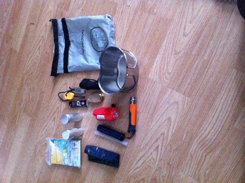 kit de survie multi-activités Kit210