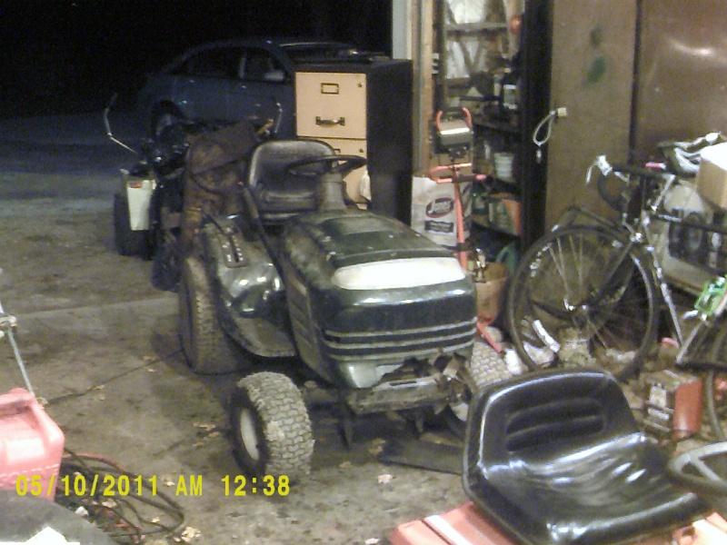 LT 1000 ATV Mower Build Dscf0113