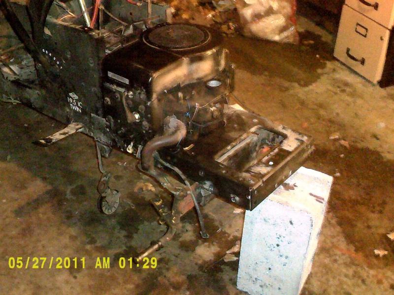 LT 1000 ATV Mower Build Dscf0116
