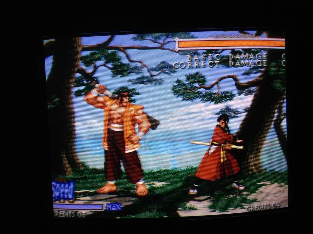 Comparatif image Neo Geo Rev AES3-4 vs 3-6 Img_1638