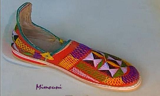 La Babouche de Tamgharte n tafraoute Adoko n'tamghart Mimoun11