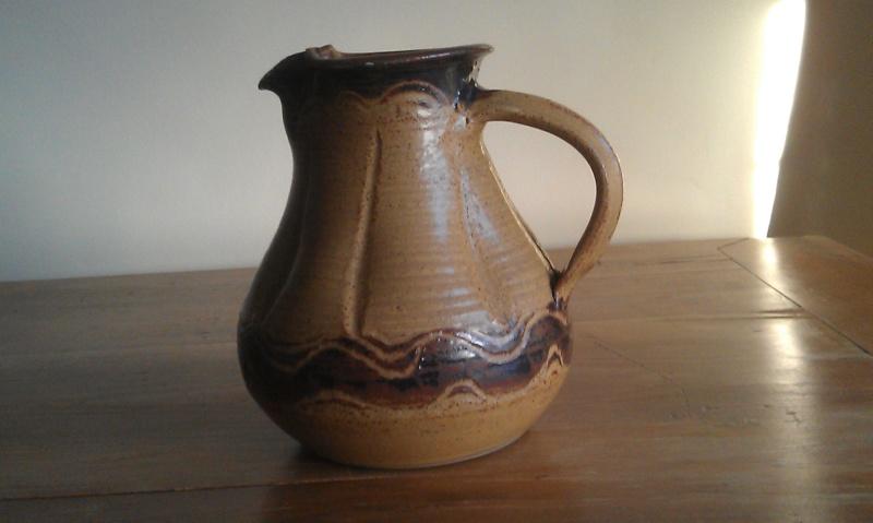 Janet and Berwyn Jones, Tucwmmwd Pottery Llanbedrog Gwynedd. Imag1521