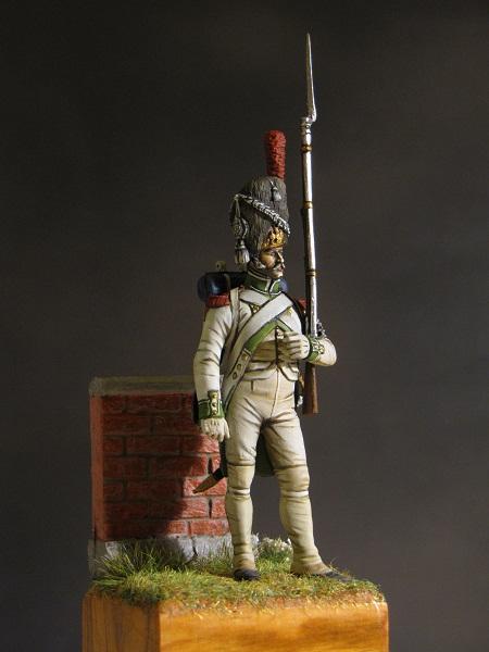 Velite-Grenadier, Italien Garde Royale, 1809 Img_1815
