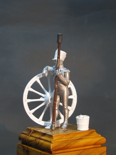 Canonnier de la Compagnie d'Artillerie régimentaire du 7éme Rgt., Royaume de Naples  Img_2315