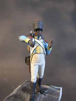 Canonnier de la Compagnie d'Artillerie régimentaire du 7éme Rgt., Royaume de Naples  Img_2616