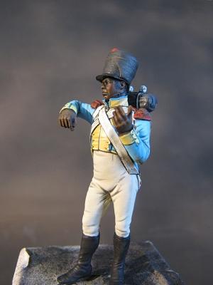 Canonnier de la Compagnie d'Artillerie régimentaire du 7éme Rgt., Royaume de Naples  Img_2618