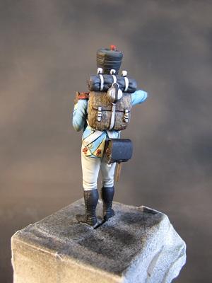 Canonnier de la Compagnie d'Artillerie régimentaire du 7éme Rgt., Royaume de Naples  Img_2619