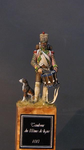 88° Régiment de Ligne, Tambour de Grenadiers, 1810 Img_2713