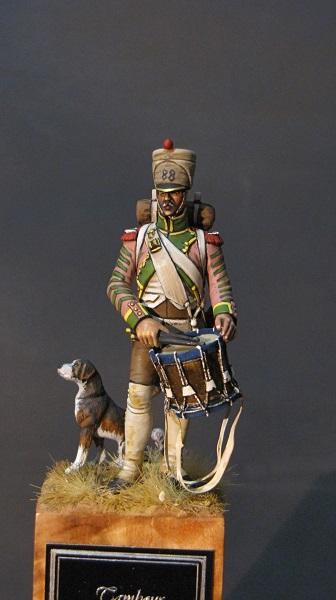 88° Régiment de Ligne, Tambour de Grenadiers, 1810 Img_2717