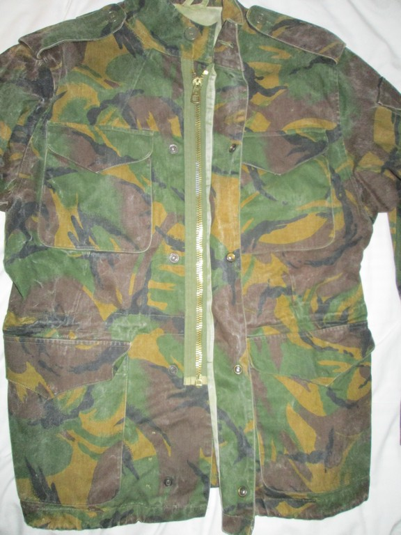 Is this an NZ dpm jacket? 68_typ12