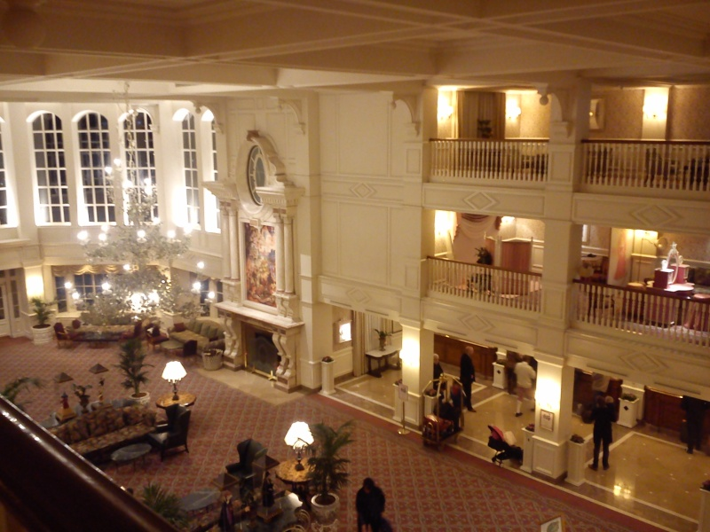 magnifique séjour Hôtel Disney du 31/01 au 02/02/14  Dsc_0038