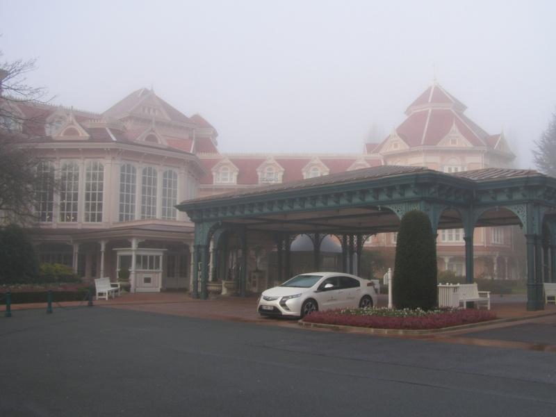 magnifique séjour Hôtel Disney du 31/01 au 02/02/14  P1310029