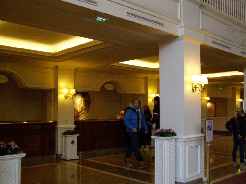 magnifique séjour Hôtel Disney du 31/01 au 02/02/14  P1310031
