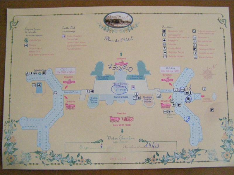 magnifique séjour Hôtel Disney du 31/01 au 02/02/14  P1310032