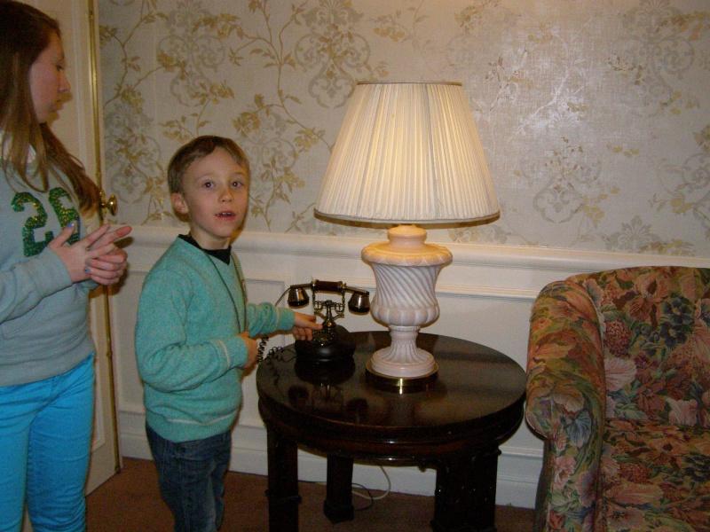 magnifique séjour Hôtel Disney du 31/01 au 02/02/14  P1310045
