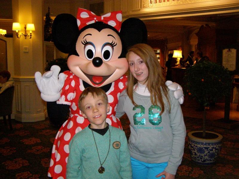 magnifique séjour Hôtel Disney du 31/01 au 02/02/14  P1310049
