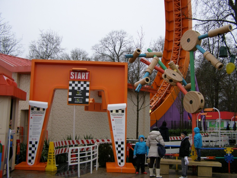 magnifique séjour Hôtel Disney du 31/01 au 02/02/14  P2010014