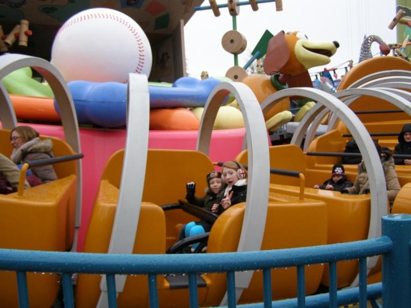 magnifique séjour Hôtel Disney du 31/01 au 02/02/14  P2010015