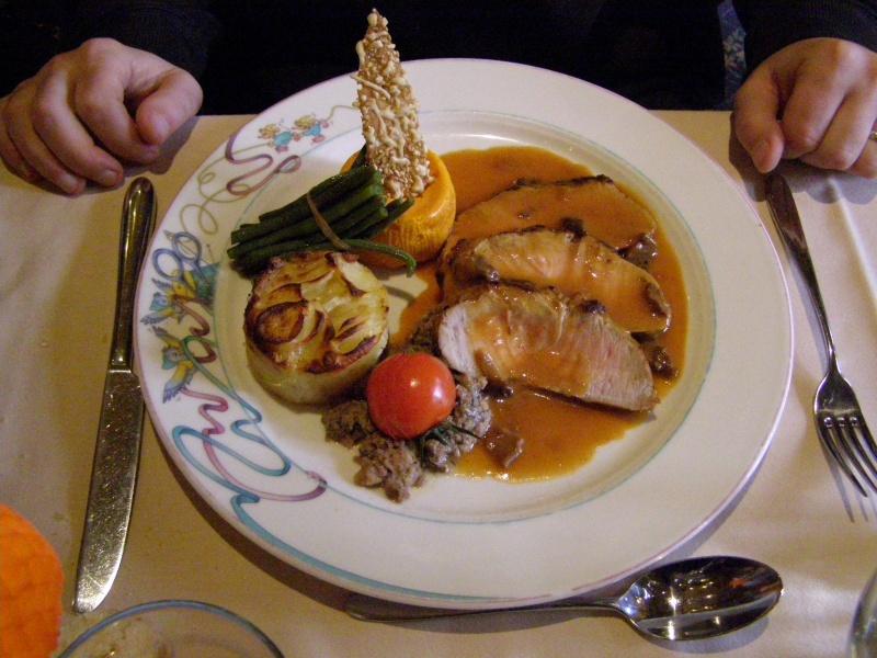 magnifique séjour Hôtel Disney du 31/01 au 02/02/14  P2010113