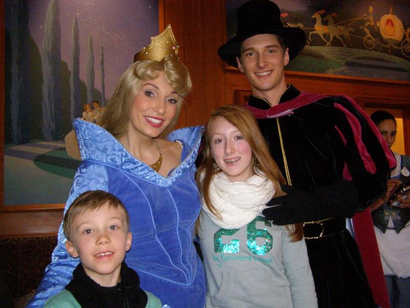 magnifique séjour Hôtel Disney du 31/01 au 02/02/14  P2010118