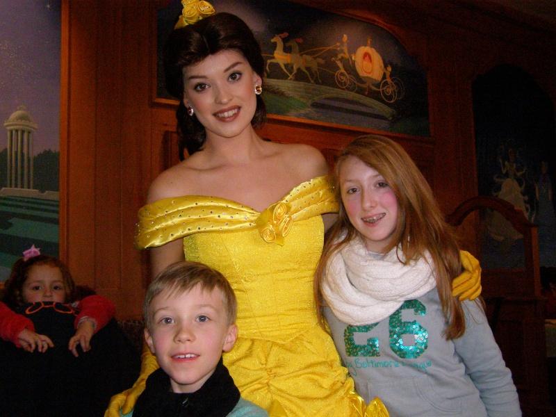 magnifique séjour Hôtel Disney du 31/01 au 02/02/14  P2010119