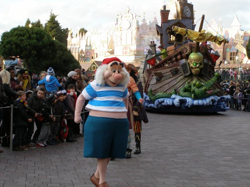 magnifique séjour Hôtel Disney du 31/01 au 02/02/14  P2010143