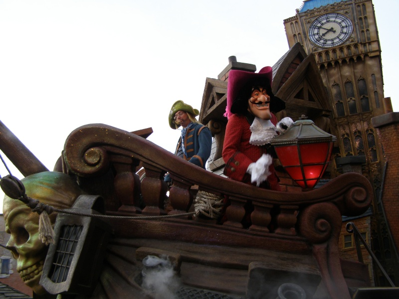 magnifique séjour Hôtel Disney du 31/01 au 02/02/14  P2010144