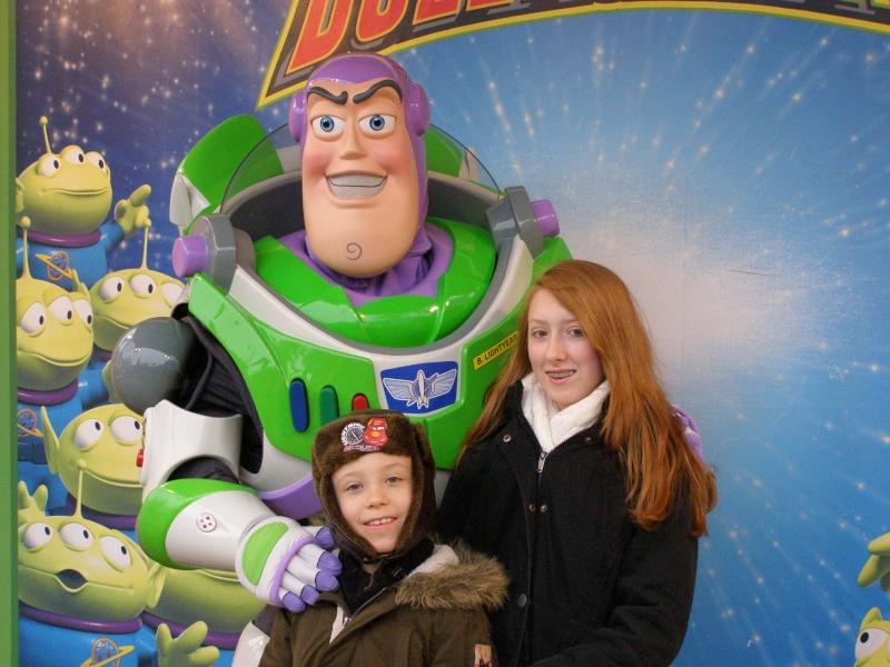 magnifique séjour Hôtel Disney du 31/01 au 02/02/14  P2010145
