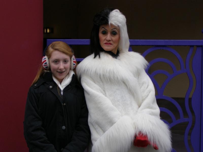 magnifique séjour Hôtel Disney du 31/01 au 02/02/14  P2010147