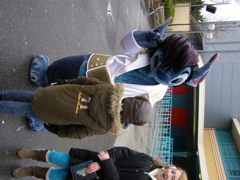 magnifique séjour Hôtel Disney du 31/01 au 02/02/14  P2010149