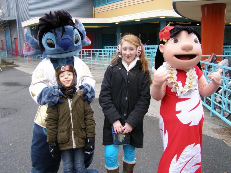 magnifique séjour Hôtel Disney du 31/01 au 02/02/14  P2010151