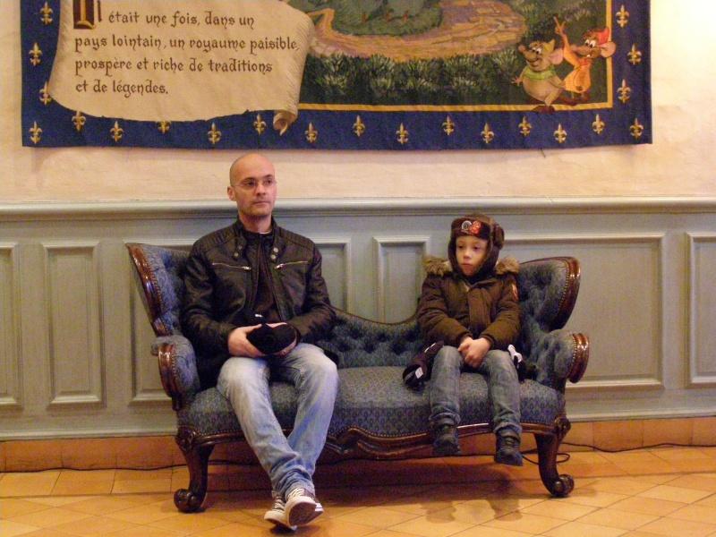 magnifique séjour Hôtel Disney du 31/01 au 02/02/14  P2010154