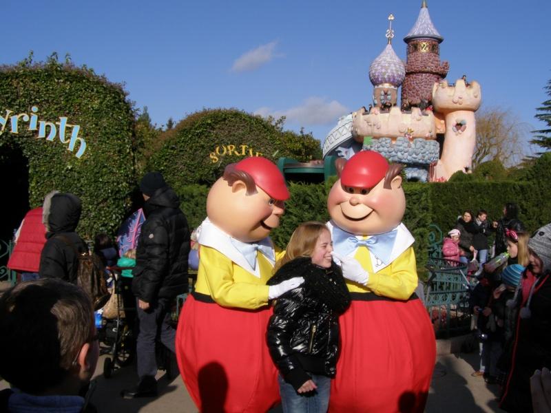 magnifique séjour Hôtel Disney du 31/01 au 02/02/14  - Page 2 P2020215