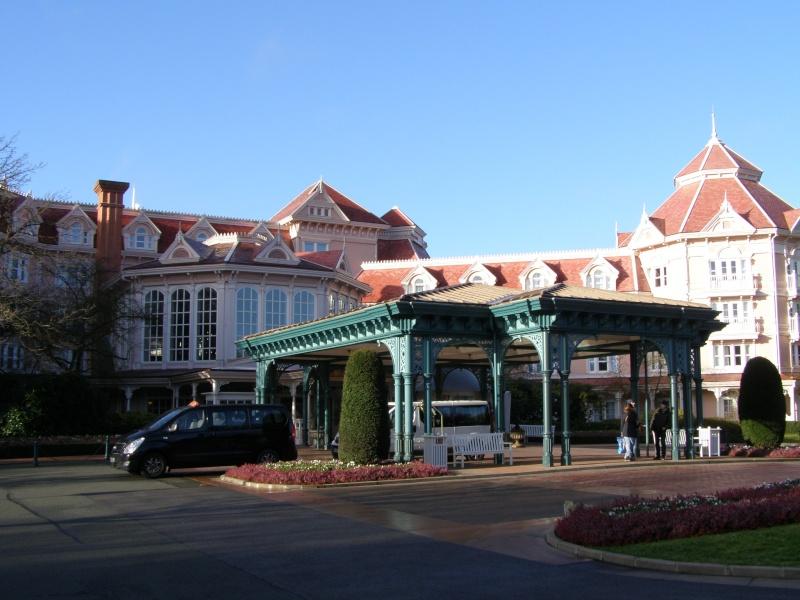 magnifique séjour Hôtel Disney du 31/01 au 02/02/14  - Page 2 P2020223